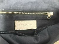 See By Chloe Taupe Leather Handbag Angle12