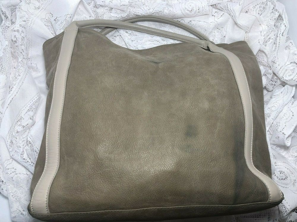 See By Chloe Taupe Leather Handbag