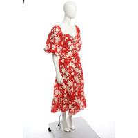 Johanna Ortiz Dress With Heart Shaped Neckline Angle2