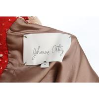 Johanna Ortiz Dress With Heart Shaped Neckline Angle5
