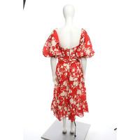 Johanna Ortiz Dress With Heart Shaped Neckline Angle3