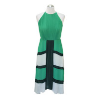 Ted Baker Cocktail Dress In Green Angle1
