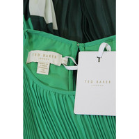Ted Baker Cocktail Dress In Green Angle5