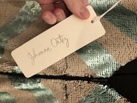 Johanna Ortiz Sequin Midi Dress Angle4