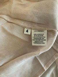 Ulla Johnson Silk Asymmetric Dress Angle5