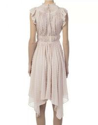 Ulla Johnson Silk Asymmetric Dress Angle8