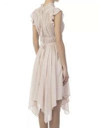 Ulla Johnson Silk Asymmetric Dress Angle9