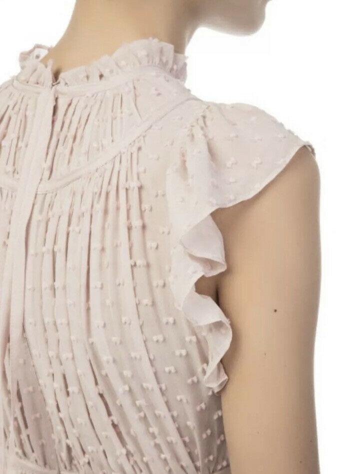 Ulla Johnson Silk Asymmetric Dress