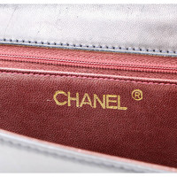 Chanel Handbag With Golden Metal Pompom Angle7