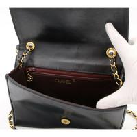 Chanel Handbag With Golden Metal Pompom Angle6