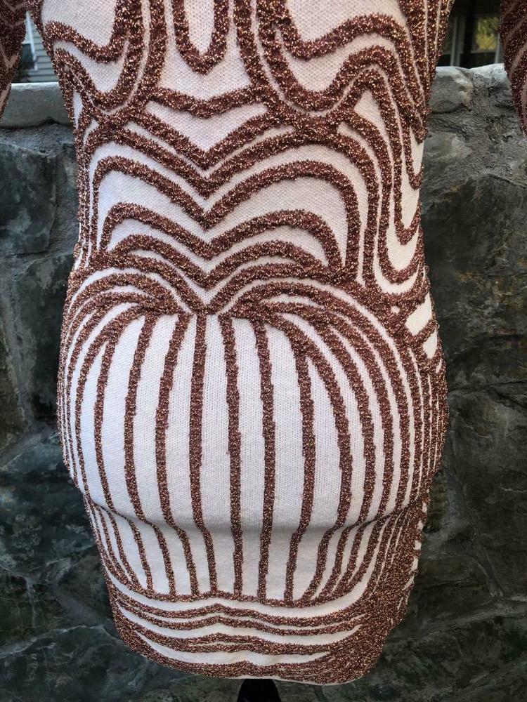 Alice McCall Jacquard Dress