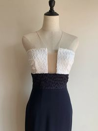 ALEX PERRY Austin Fitted Dress Angle5