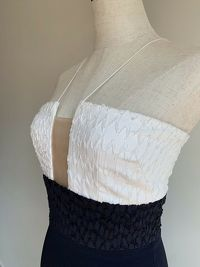 ALEX PERRY Austin Fitted Dress Angle6