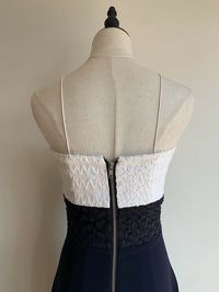 ALEX PERRY Austin Fitted Dress Angle8