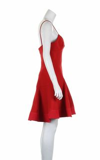 Alex Perry Red Dress Angle2
