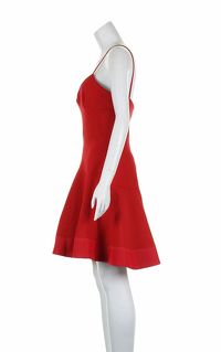 Alex Perry Red Dress Angle3