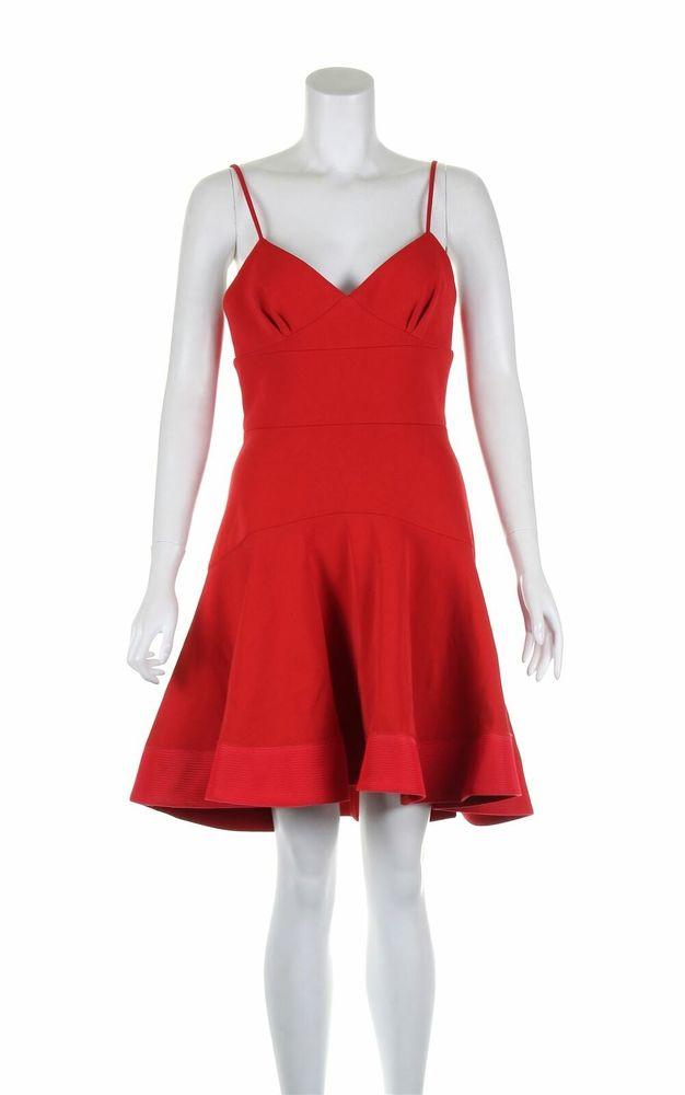 Alex Perry Red Dress