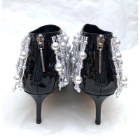 Christopher Kane Ankle boots Decorated With Pearls Angle3