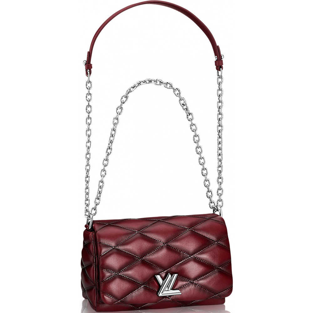 Louis Vuitton Twist Leather Hand Bag