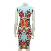 Givenchy Printed Dress In Multi Color Angle3