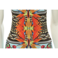 Givenchy Printed Dress In Multi Color Angle4
