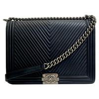 Chanel Jumbo Boy Bag