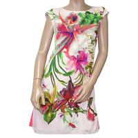 Ted Baker Floral Pattern Dress