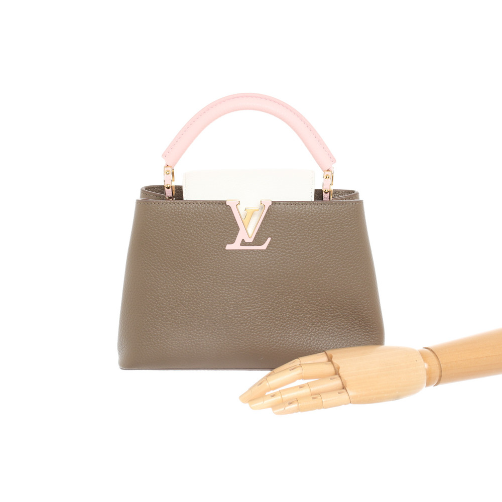 Louis Vuitton Handbag In Tricolor