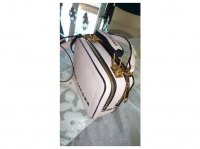 Marc Jacobs MINI BRIEFCASE Handbags Leather Pink Angle3