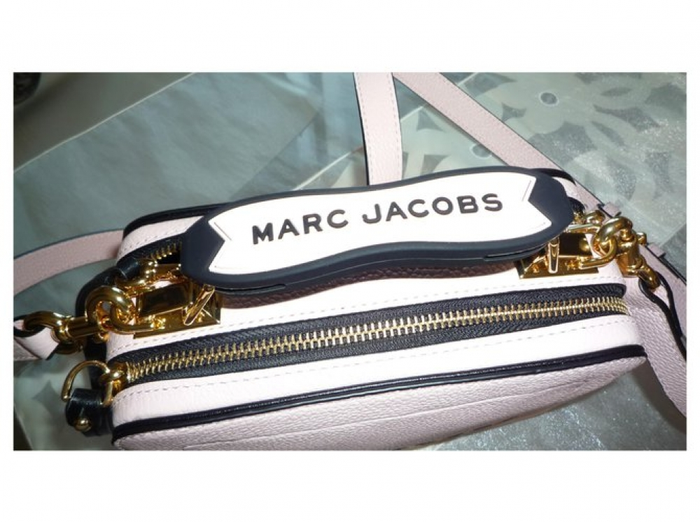 Marc Jacobs MINI BRIEFCASE Handbags Leather Pink