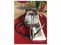 Gucci Gucci mini ophidia bucket Handbags Leatheret Angle3