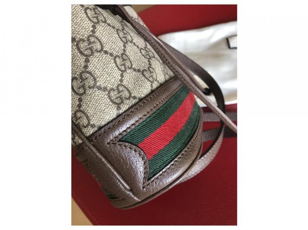 Gucci Gucci mini ophidia bucket Handbags Leatheret