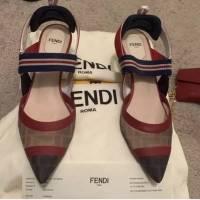 Fendi Slingbacks Angle3