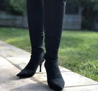 Vintage Gucci Heels Angle4