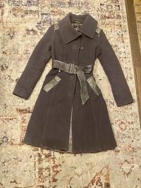 Leather & Wool Jacket