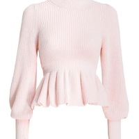 BRAND NEW WITH TAGS - Zimmermann peplum sweater