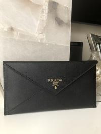 PRADA Evening wallet Angle1
