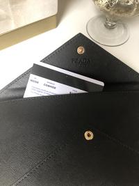 PRADA Evening wallet Angle4