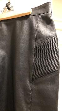 Moto- leather Belstaff skirt Angle2