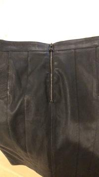 Moto- leather Belstaff skirt Angle4
