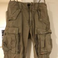 RRL flight cargo pants