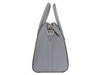 Givenchy Antigona bag Handbags Leather Grey Angle3