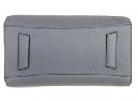 Givenchy Antigona bag Handbags Leather Grey Angle7