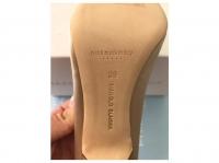 Manolo Blahnik 2020 Heels Silk Cream Angle4
