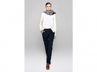 A.L.C Trousers Pants, leggings Other,Wool Black Angle3