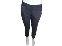 A.L.C Trousers Pants, leggings Other,Wool Black Angle4