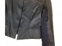 A.L.C Biker jacket Biker jackets Leather Black Angle2