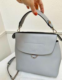 Fendi back to school convertible handbag / backpac Angle4
