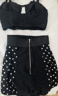 Dolce&gabbana shorts w bustier Angle4