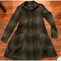 Proenza Schouler virgin wool light shirt/dress/jac